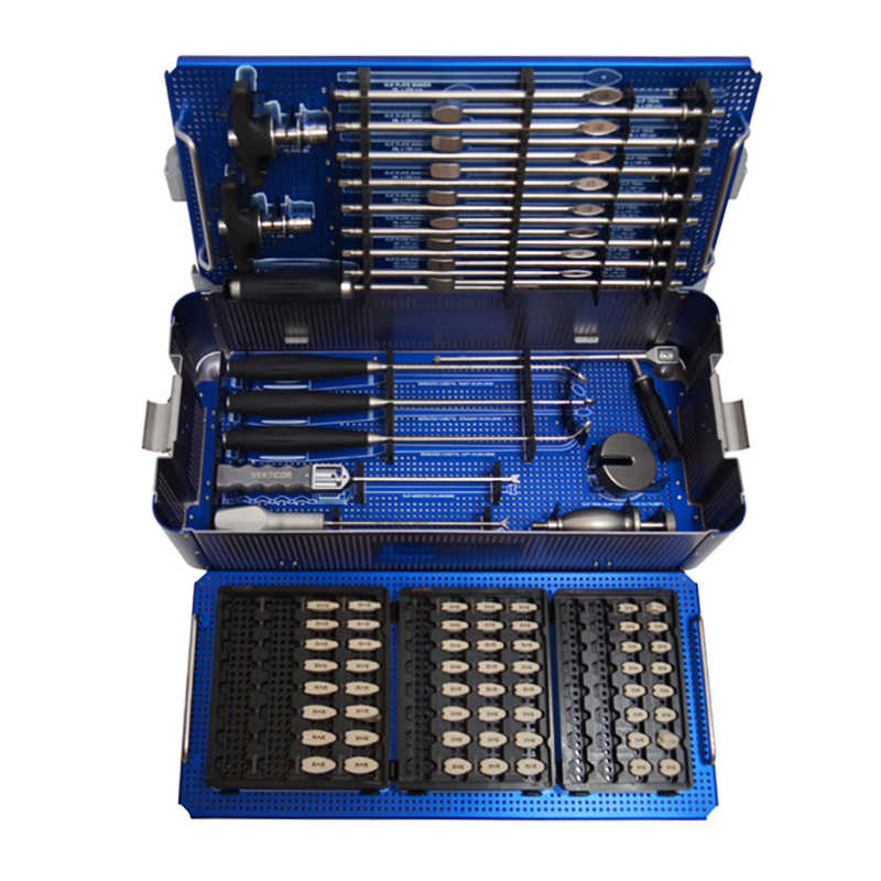 Medfix® Posterior Lumbar.Transforaminal Interbody Peek Set